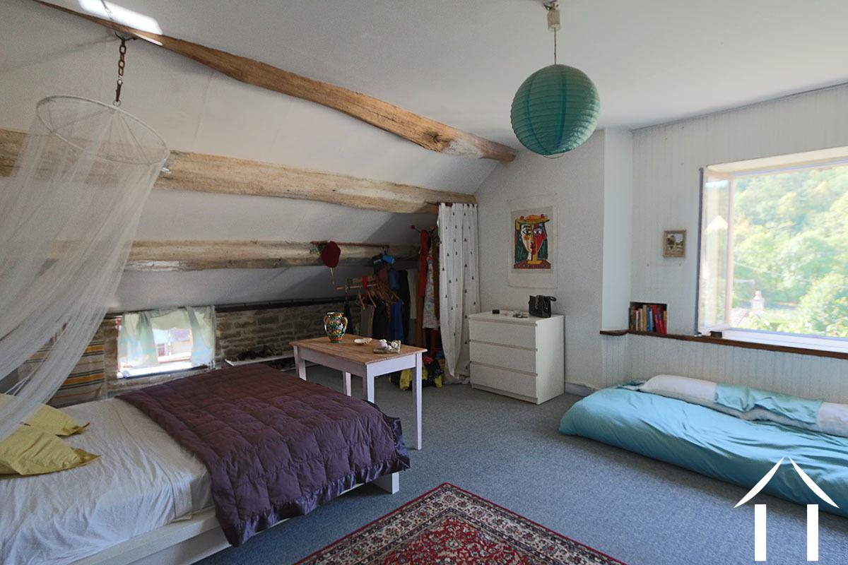 Cosy house in Hautes Côtes de Nuits