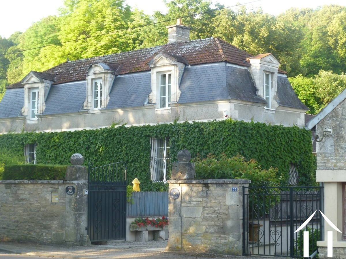 Manor house with two gites and pool