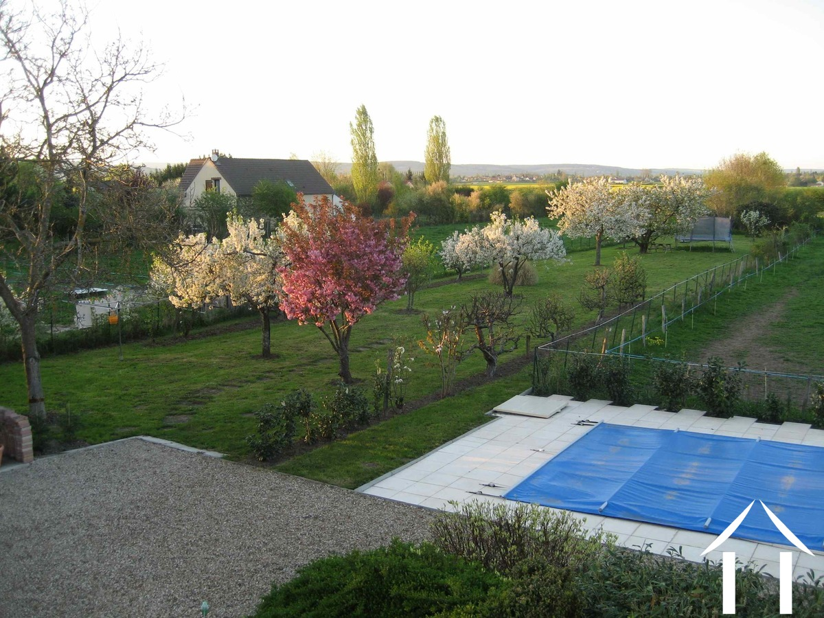 Wine growers house with pool, bed and breakfast