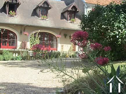 Property with B&B, Gîte, Pool and camping.